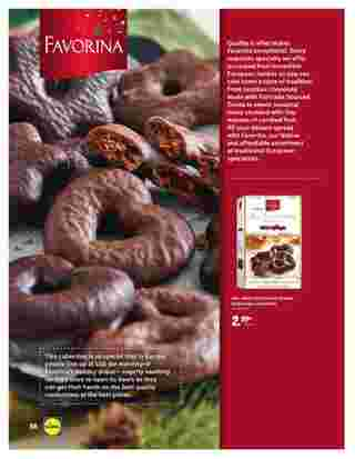Lidl - deals are valid from 10/28/20 to 11/27/20 - page 56.