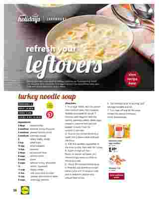 Lidl - deals are valid from 10/28/20 to 11/27/20 - page 58.