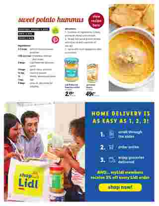 Lidl - deals are valid from 10/28/20 to 11/27/20 - page 59.