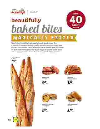 Lidl - deals are valid from 10/28/20 to 11/27/20 - page 62.