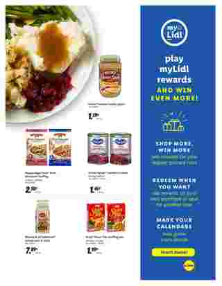 Lidl - deals are valid from 10/28/20 to 11/27/20 - page 7.