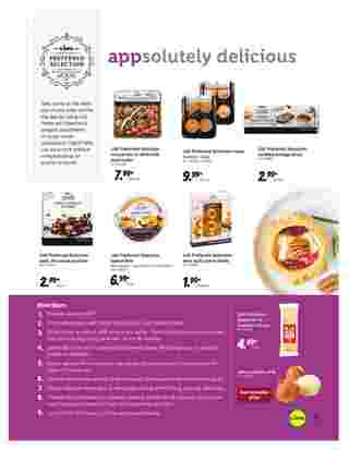 Lidl - deals are valid from 10/28/20 to 11/27/20 - page 9.