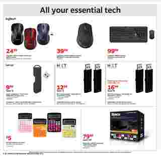 Staples - deals are valid from 08/30/20 to 09/05/20 - page 19.