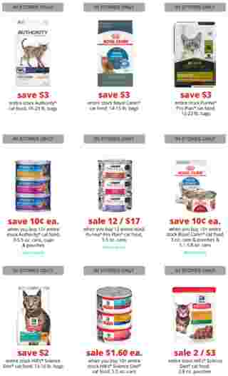 PetSmart - deals are valid from 12/28/20 to 01/31/21 - page 7.
