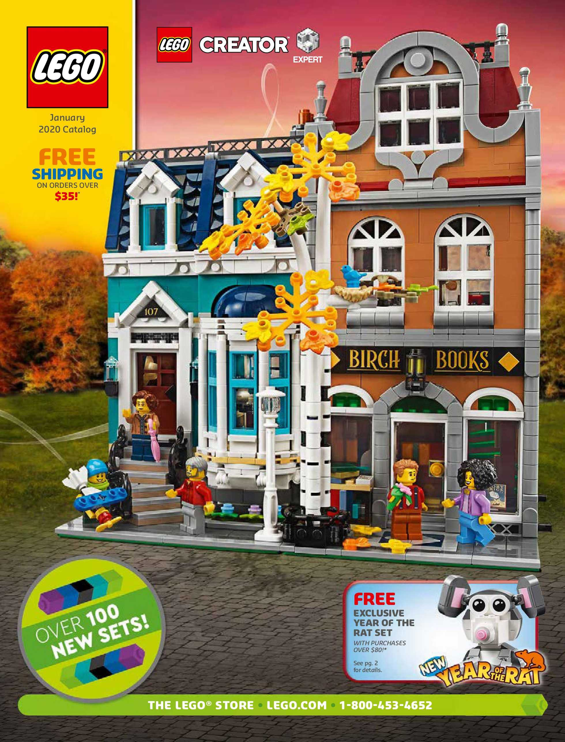 Lego - promo starting from 01/01/20 to 01/31/20 - page 1.