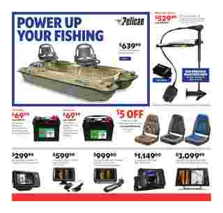 Academy Sports + Outdoors - deals are valid from 05/26/19 to 06/01/19 - page 20.