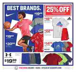 Academy Sports + Outdoors - deals are valid from 08/10/20 to 08/16/20 - page 5.