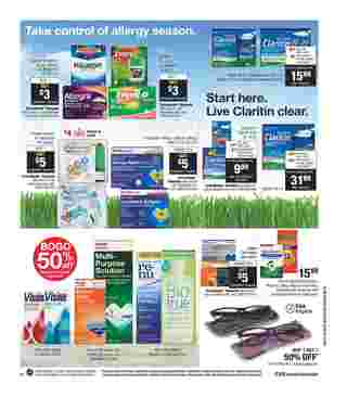 CVS - deals are valid from 08/28/19 to 08/31/19 - page 12.