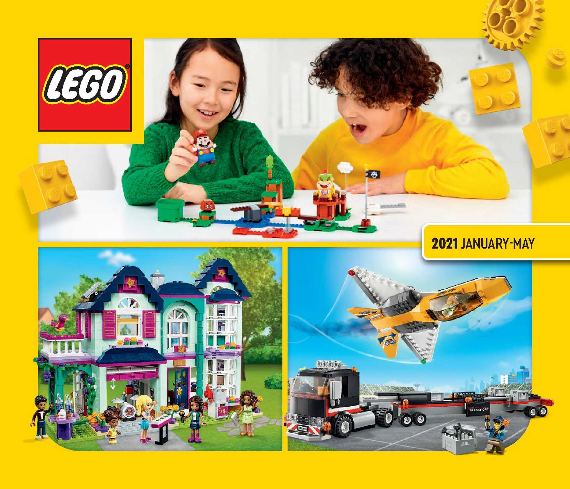 Lego - deals are valid from 01/01/21 to 05/31/21 - page 1.