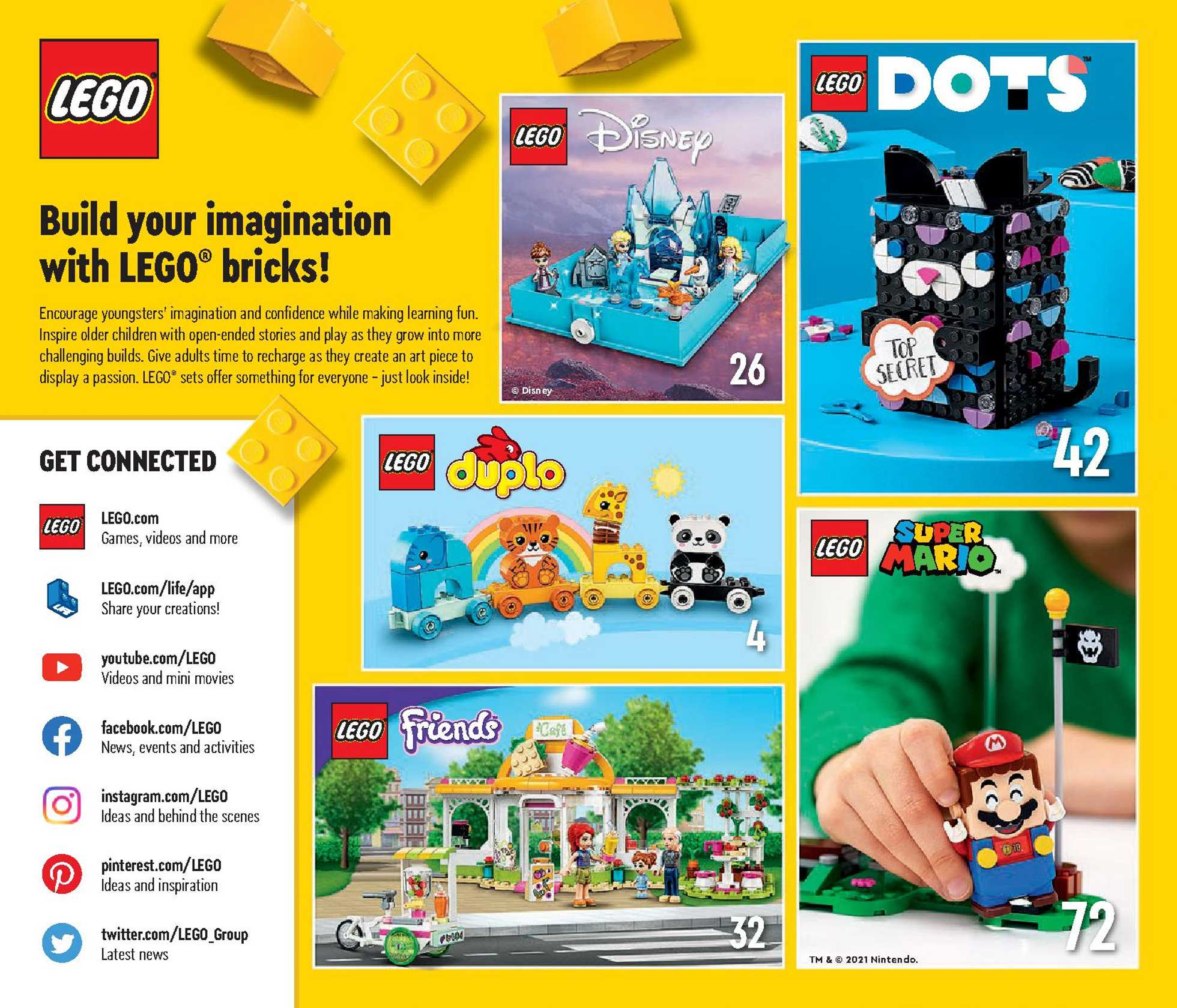 Lego - deals are valid from 01/01/21 to 05/31/21 - page 2.