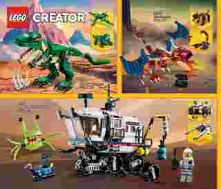Lego - deals are valid from 01/01/21 to 05/31/21 - page 22.