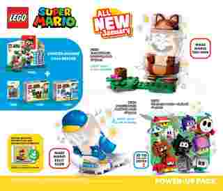 Lego - deals are valid from 01/01/21 to 05/31/21 - page 74.