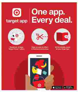 Target - deals are valid from 03/15/20 to 03/21/20 - page 18.