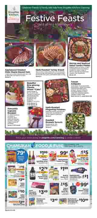 ShopRite - deals are valid from 12/22/19 to 12/28/19 - page 10.