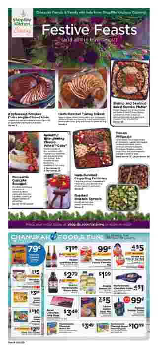 ShopRite - promo starting from 12/22/19 to 12/28/19 - page 10.