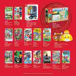 Target - deals are valid from 10/25/20 to 11/21/20 - page 13.