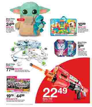 Target - deals are valid from 11/22/20 to 11/28/20 - page 25.