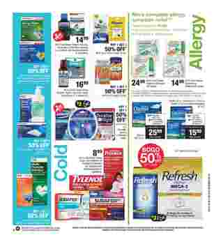 CVS - deals are valid from 10/06/19 to 10/12/19 - page 13.