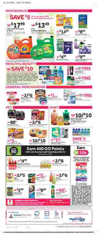 Stop & Shop - deals are valid from 08/14/20 to 08/20/20 - page 13.