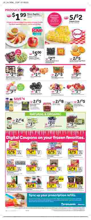 Stop & Shop - deals are valid from 08/14/20 to 08/20/20 - page 15.