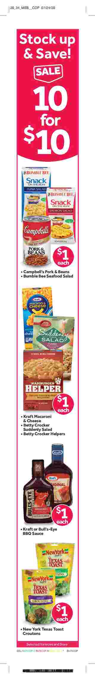 Stop & Shop - deals are valid from 08/14/20 to 08/20/20 - page 5.