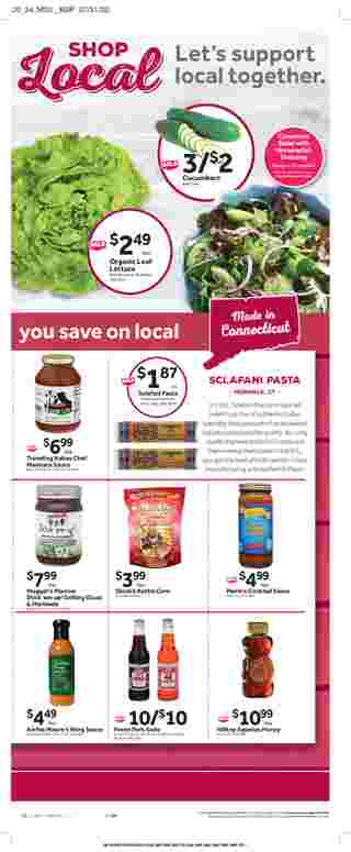 Stop & Shop - deals are valid from 08/14/20 to 08/20/20 - page 7.