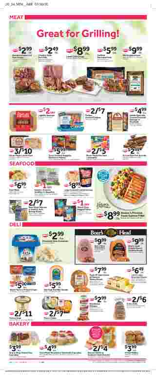Stop & Shop - deals are valid from 08/14/20 to 08/20/20 - page 9.