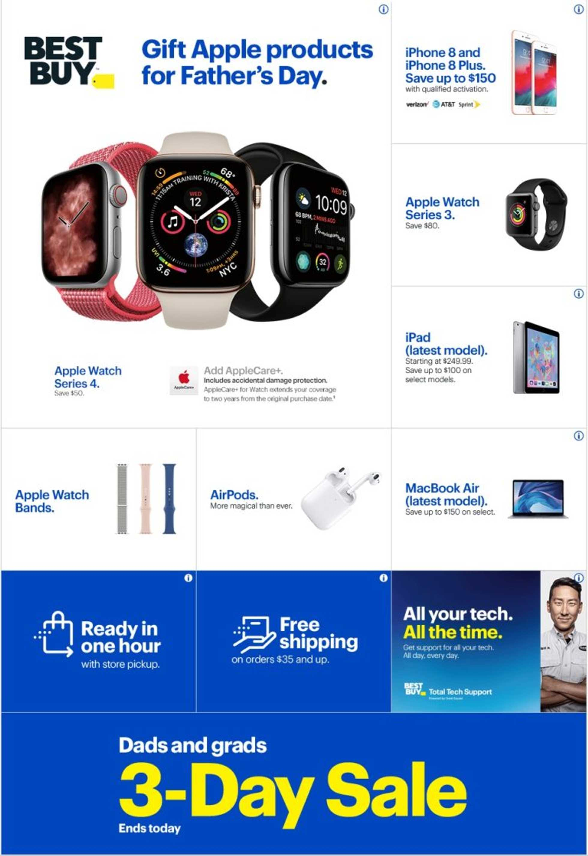 Best Buy - deals are valid from 06/09/19 to 06/15/19 - page 1.
