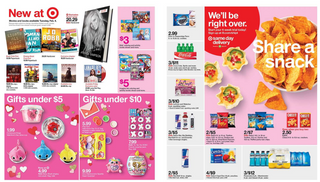 Target - deals are valid from 02/02/20 to 02/08/20 - page 10.