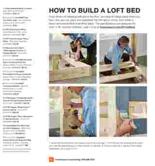 The Home Depot - deals are valid from 07/06/20 to 10/01/20 - page 9.