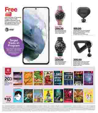 Target - deals are valid from 02/28/21 to 03/06/21 - page 10.