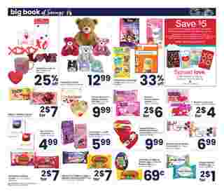 Albertsons - deals are valid from 01/05/21 to 02/01/21 - page 20.