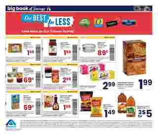 Albertsons - deals are valid from 01/05/21 to 02/01/21 - page 28.