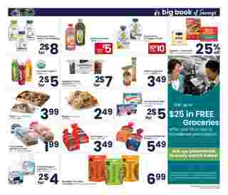 Albertsons - deals are valid from 01/05/21 to 02/01/21 - page 5.