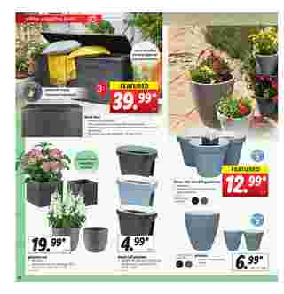 Lidl - deals are valid from 04/01/20 to 04/07/20 - page 16.