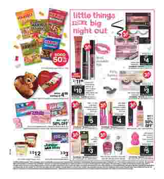 CVS - deals are valid from 02/09/20 to 02/15/20 - page 6.