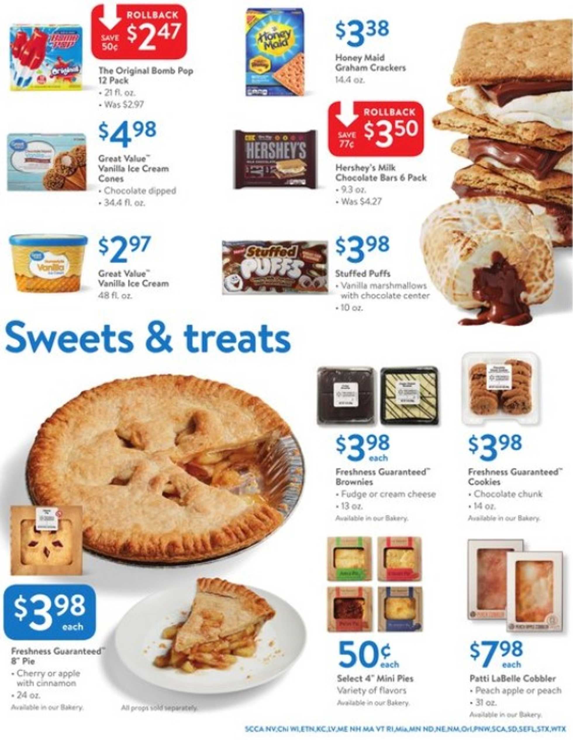 Walmart - deals are valid from 05/24/19 to 06/08/19 - page 4.