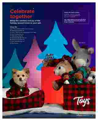 Petco - deals are valid from 11/17/19 to 12/25/19 - page 7.
