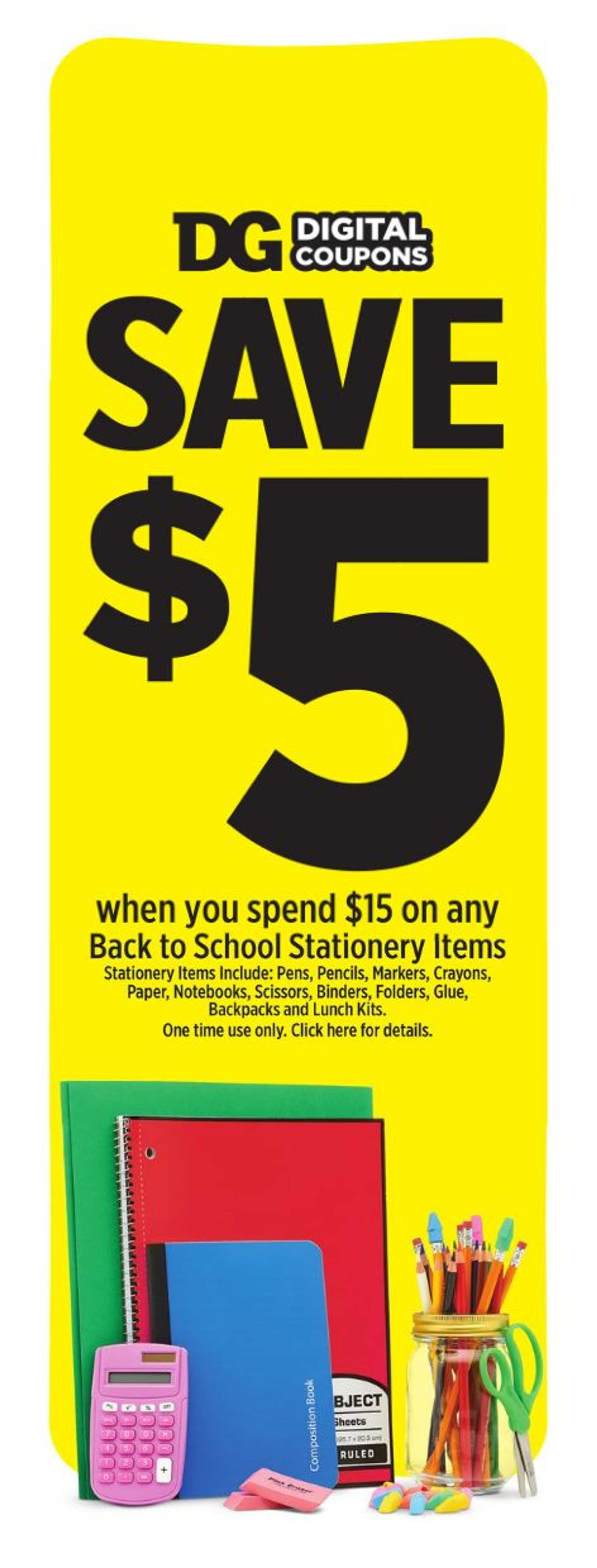 Dollar General - deals are valid from 07/05/20 to 08/29/20 - page 2.
