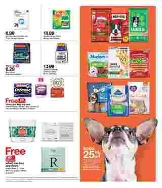 Target - deals are valid from 08/23/20 to 08/29/20 - page 20.