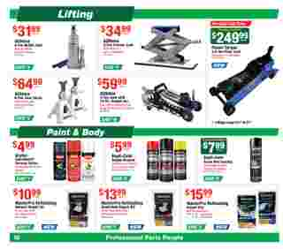 O'reilly - deals are valid from 06/24/20 to 07/28/20 - page 10.