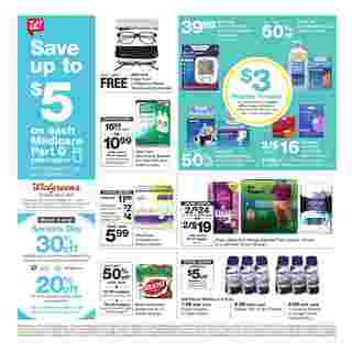 Walgreens - deals are valid from 03/01/20 to 03/07/20 - page 13.