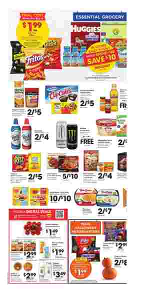Kroger - deals are valid from 10/07/20 to 10/13/20 - page 5.