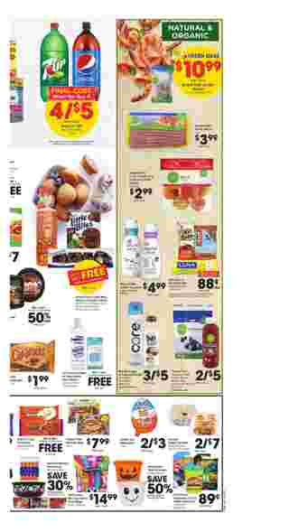 Kroger - deals are valid from 10/07/20 to 10/13/20 - page 6.