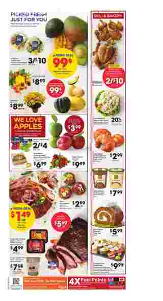 Kroger - deals are valid from 10/07/20 to 10/13/20 - page 7.