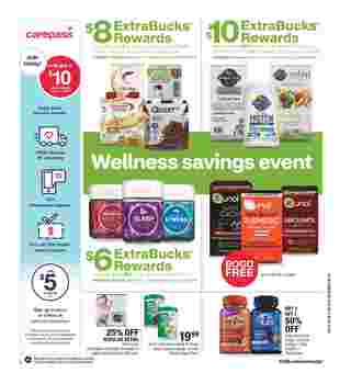 CVS - deals are valid from 01/12/20 to 01/18/20 - page 5.