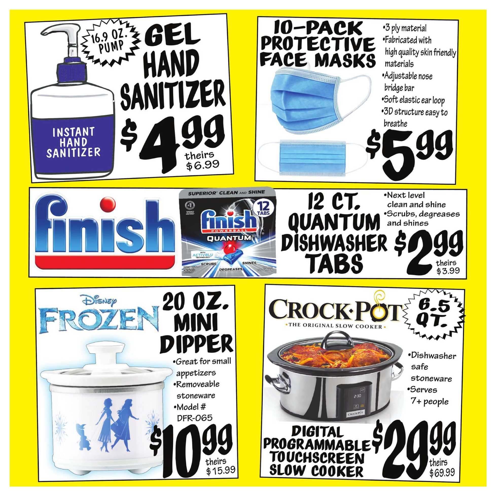 Ollie's Bargain Outlet - deals are valid from 07/09/20 to 07/15/20 - page 2.