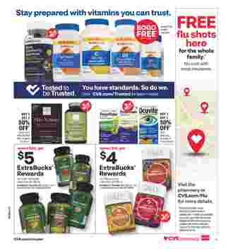 CVS - deals are valid from 10/11/20 to 10/17/20 - page 16.