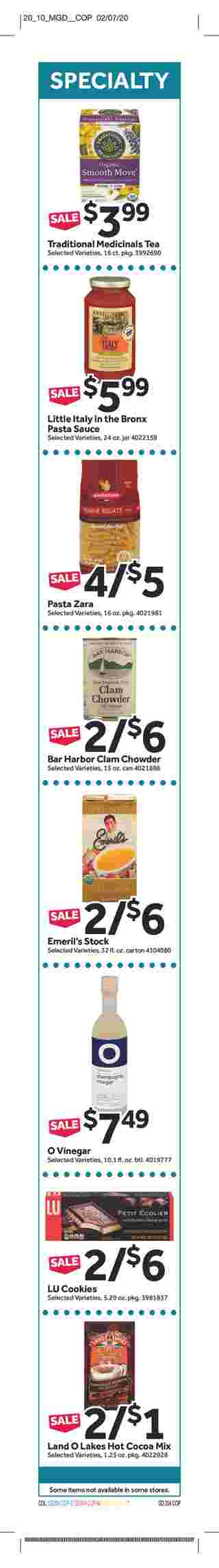 Stop & Shop - deals are valid from 02/28/20 to 03/05/20 - page 16.