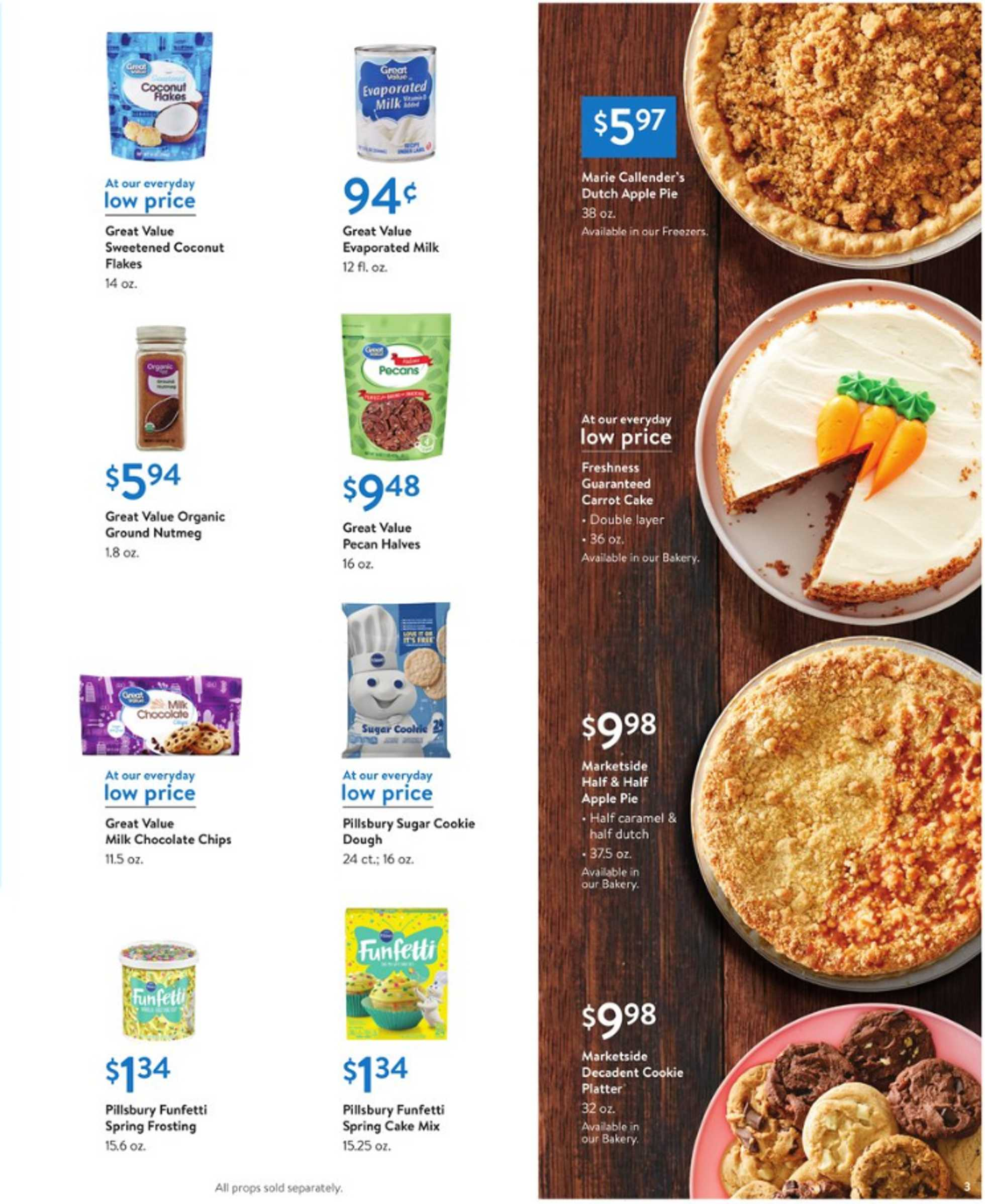 Walmart - deals are valid from 03/27/20 to 04/12/20 - page 2.